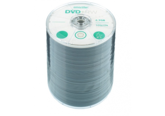 DVD+RW Smart Buy 4.7Gb/4x/SP/100
