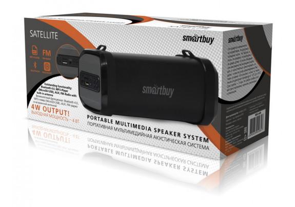 Акустическая система SmartBuy SATELLITE черн/сер