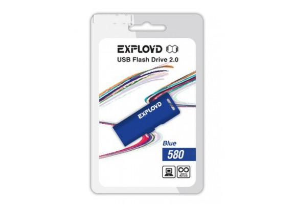 Флэш-драйв Exployd 16GB 580 blue