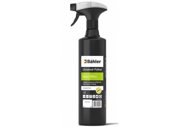 Полироль д/пластика и резины Bahler UP-100/0,5л