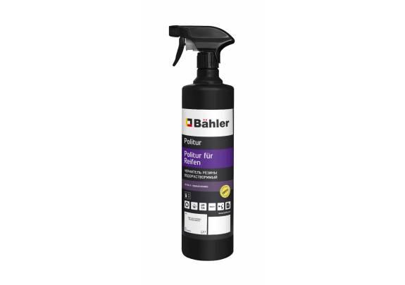 Чернитель резины Bahler PR-100/водораств/1л