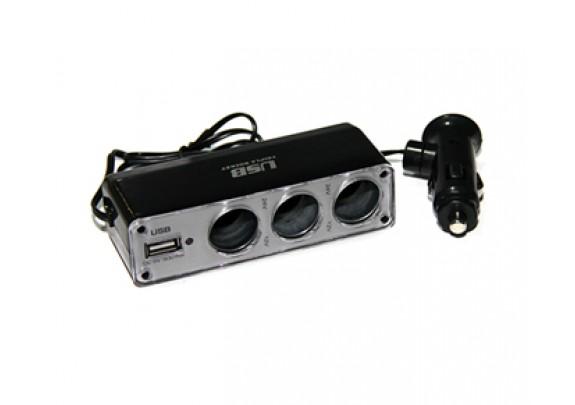 Разветвитель WF-0096 500mA/USB