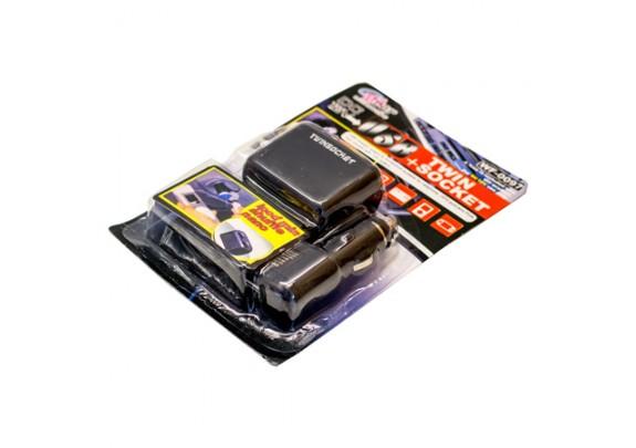 Разветвитель WF-0097 500mA/USB/2АЗУ