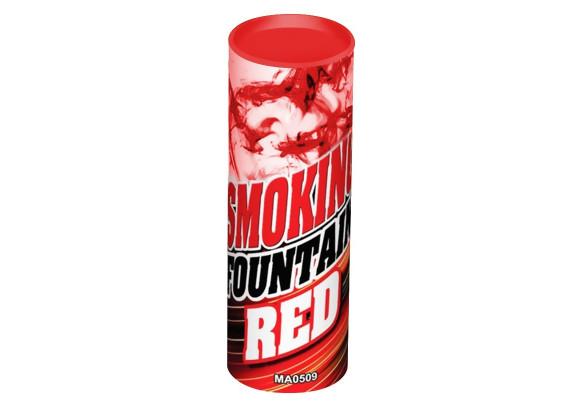 Дым красный 115мм 5шт/уп