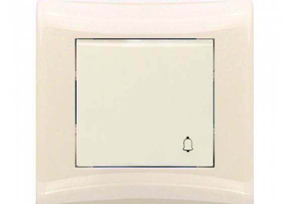 Выключатель 1-кл Magenta V01-12-Z11-S крем/в сб.