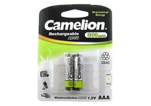 Аккумулятор CAMELION R03 NiCd 300mAh BP2