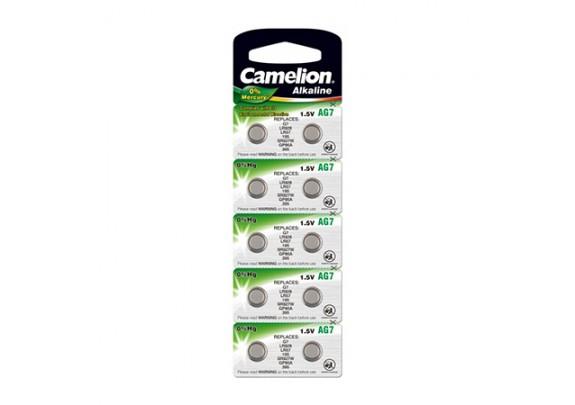CAMELION AG 7 (395) Mercury Free /10