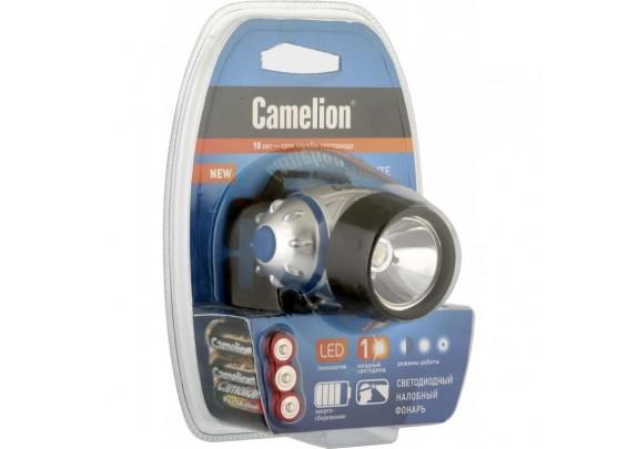 Фонарь CAMELION LED5315 (1LED,3xLR03,налоб)