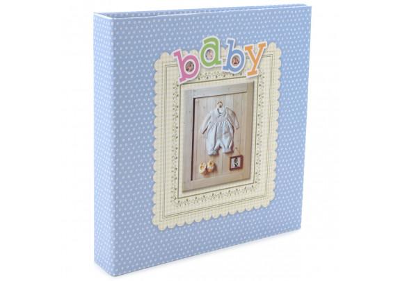 PIONEER FB 86558 Детский костюмчик/голубой