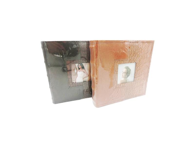 93d9e516b4ad фотоальбом Supper 200фото 45300 Классика окно кож