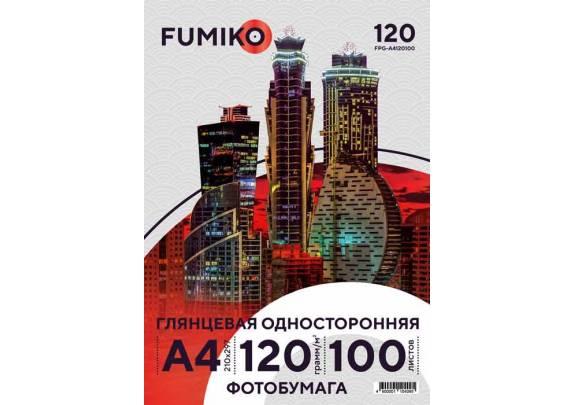FUMIKO A4 120г/м2  100л глянцевая