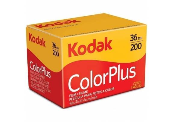 Kodak Color+ 200/36