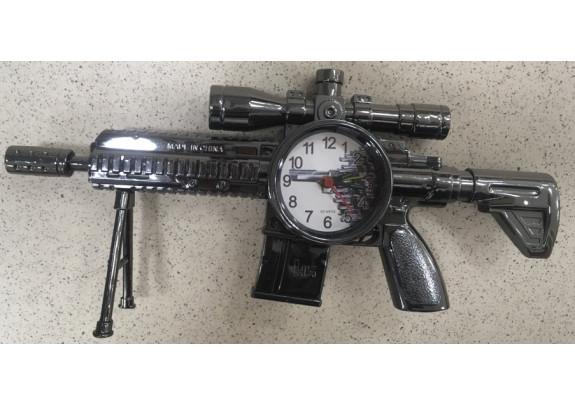 Часы 178015 Оружие/будильник