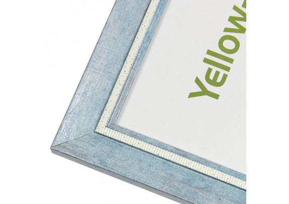фоторамка Багет Yellow 15x21  231-6 голубой перл