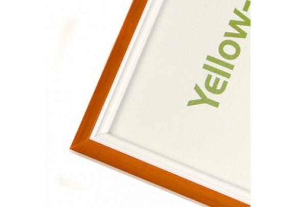 фоторамка Багет Yellow 10x15  284-4 красный