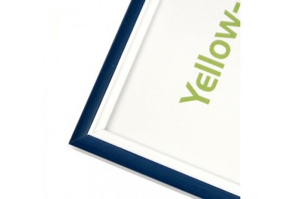 фоторамка Багет Yellow 10x15  282-4 синий