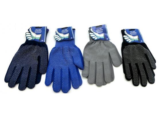 Перчатки PD003-2 трикотаж/цветные/размер L/XL