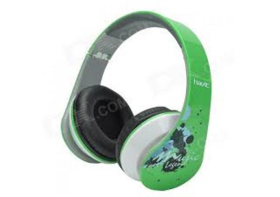 Наушники HAVIT HV-85D полноразмерные/зеленые
