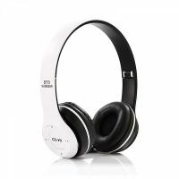 Наушники ST3 беспроводные Bluetooth/White