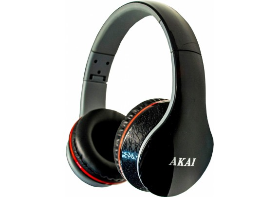 Наушники Akai HD-350 Black