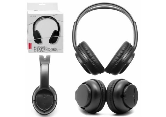 Наушники L-PRO YS668 беспроводные Bluetooth/Black