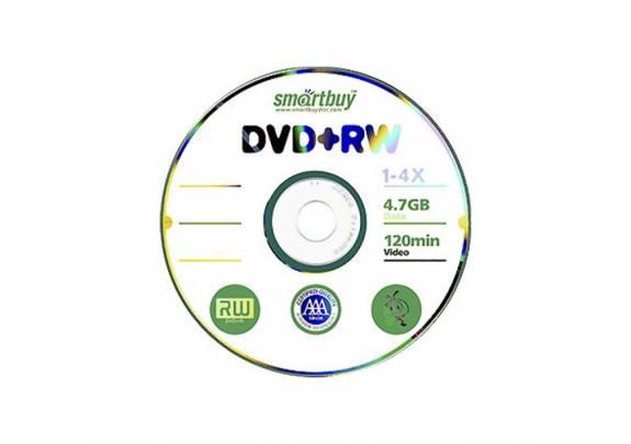 DVD-RW Smart Track 1,4Gb/4x/10шт