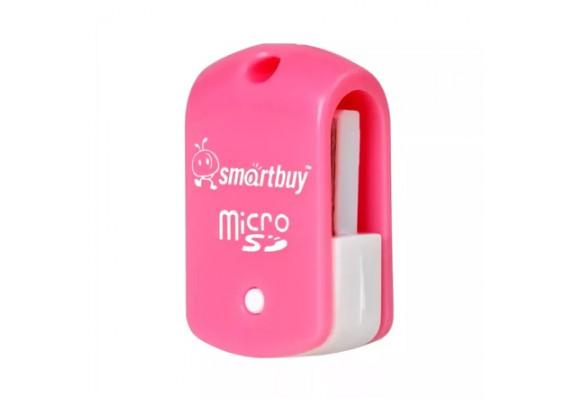 Картридер SmartTrack STR-706- Pink