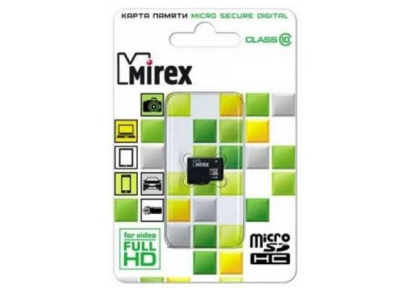Карта памяти SDmicro 16Gb CL10 MIREX