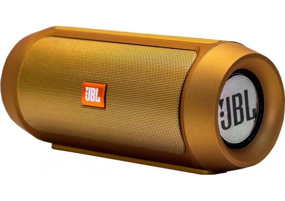 Акустическая система JB Charge 2E PLUS/золотая