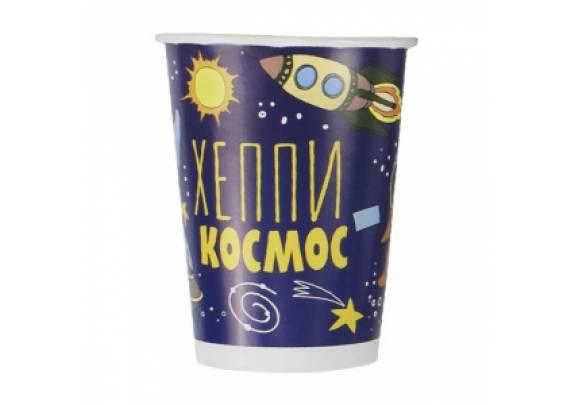 Коллекция Космос Стаканы 200мл/6шт