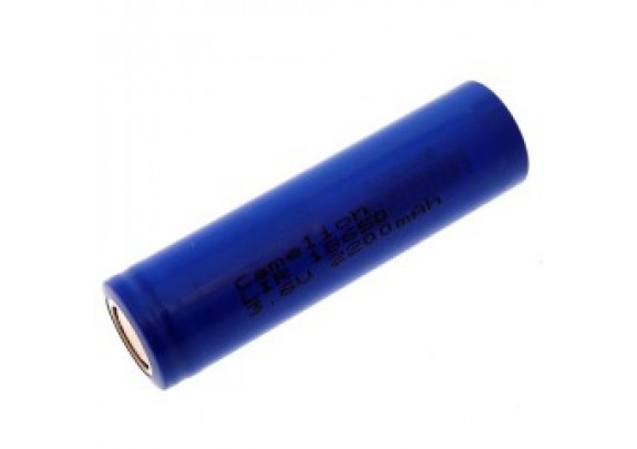 Аккумулятор CAMELION LIR18650  2200mAh