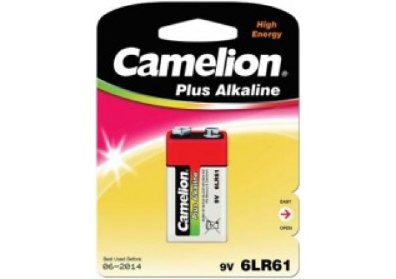 CAMELION 6LF22 BP-1  (6LR61 BP1)  /12