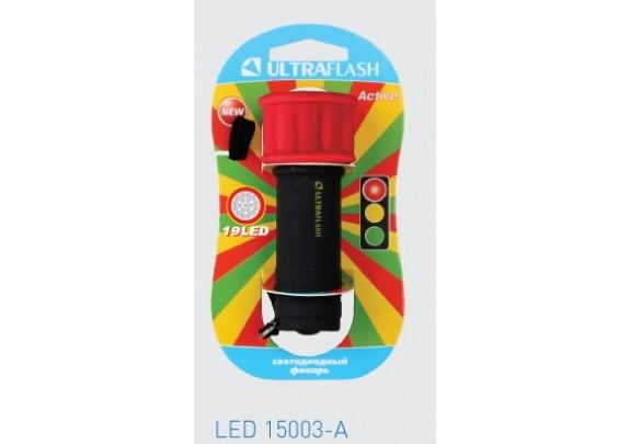 Фонарь Ultra Flash LED15001-A 3xAAA/9LED/6/96