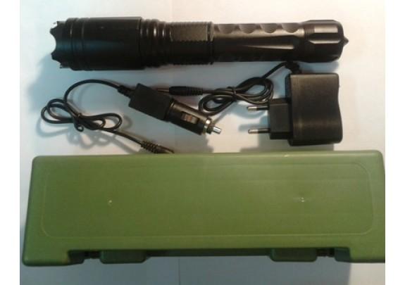 Фонарь К LED5W X4 zoom  Ш220 прикур удар