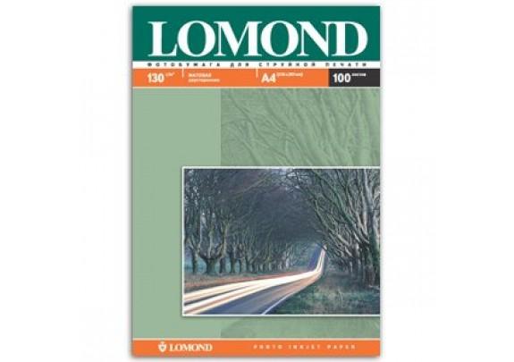 Lomond A4x2 130г/м2  100л матовая