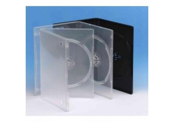Коробка диск DVD 1 шт двойной