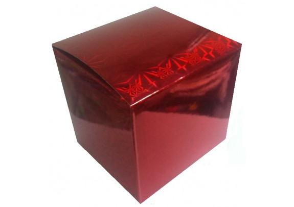 Коробка д/кружки/Красная/ZZMLW