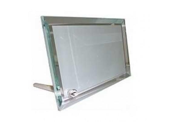 Фоторамка стекло/18*23*1см/BL-08/толстое стекло