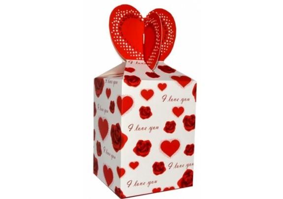 Коробка 126 Сердечки-2