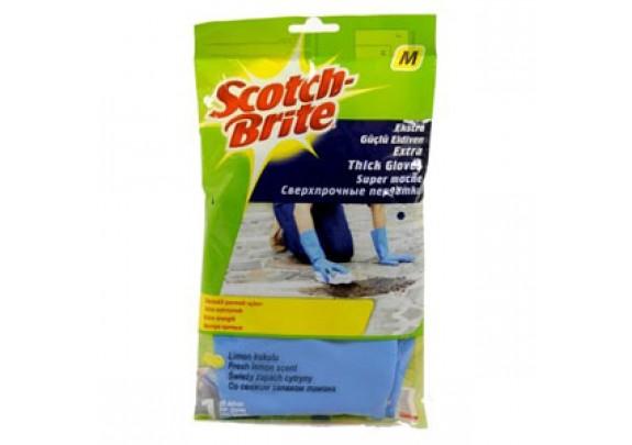 Перчатки Scotch-Brite хоз.ун./0030023/L