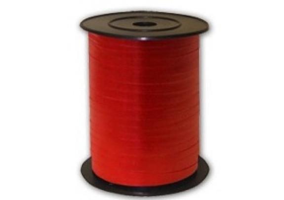Лента Декоративная 5мм*500м  красная