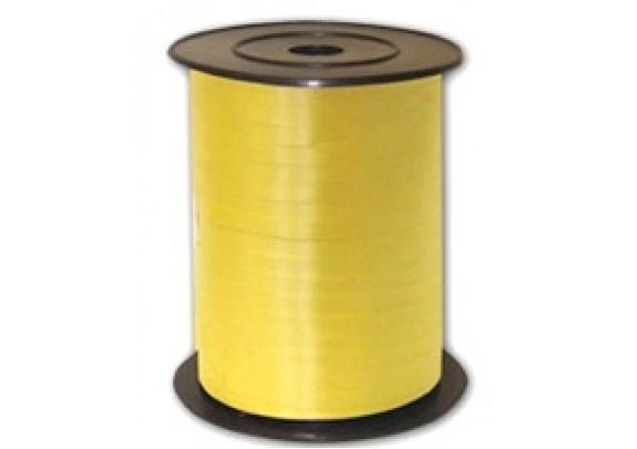 Лента Декоративная 5мм*500м  желтая