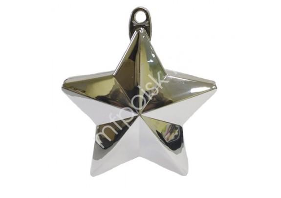 Грузик Звезда Silver