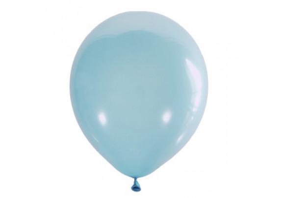 Шар 13см Декоратор SKY BLUE/042/100 шт.60714534118