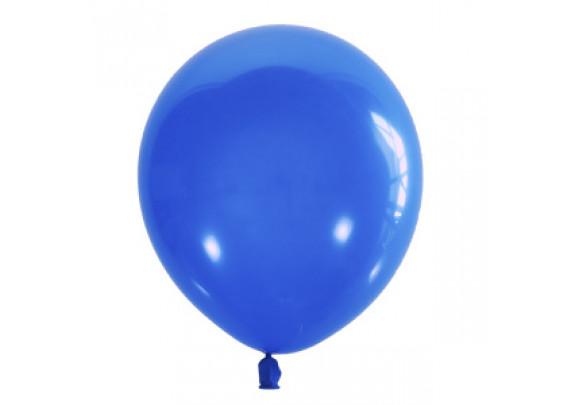 Шар 13см Пастель/DARK BLUE/100 шт.