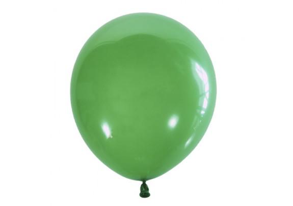 Шар 13см Пастель/DARK GREEN/100 шт. 4607145434361