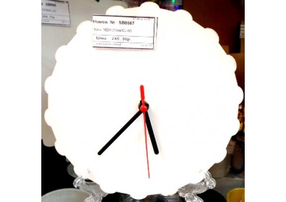 Часы МДФ 20см/круг/CL-05