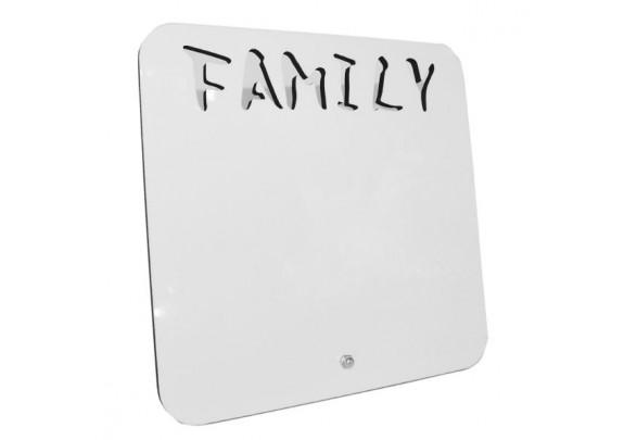 Фоторамка МДФ FAMILY 172*142
