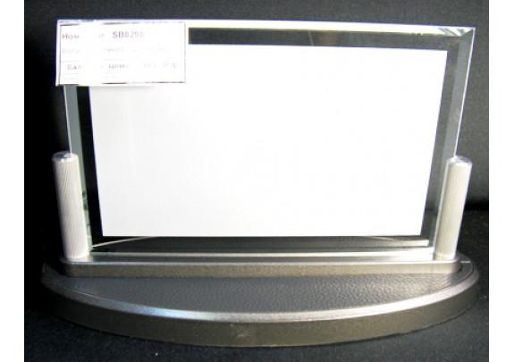 Фоторамка стекло/подставка/20*13/Z10C