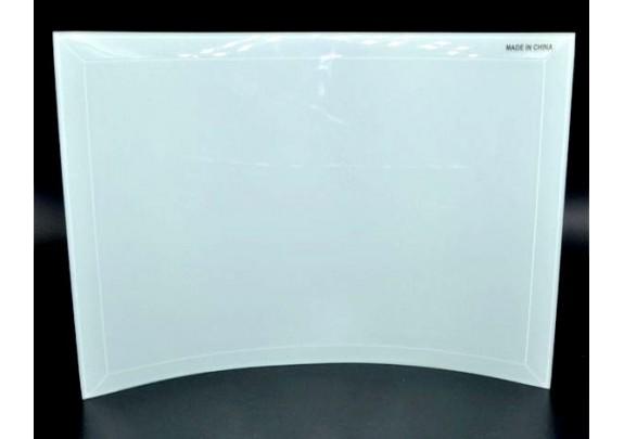 Фоторамка стекло/15*20*0,5см/изогнут/BI-QM-01